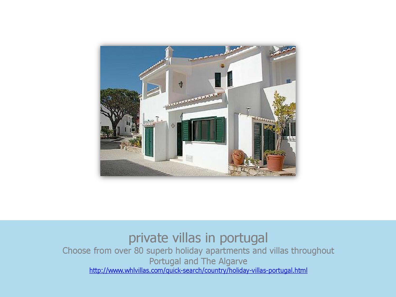 Private Villas In Portugal private villas in portugalpaul allman - issuu