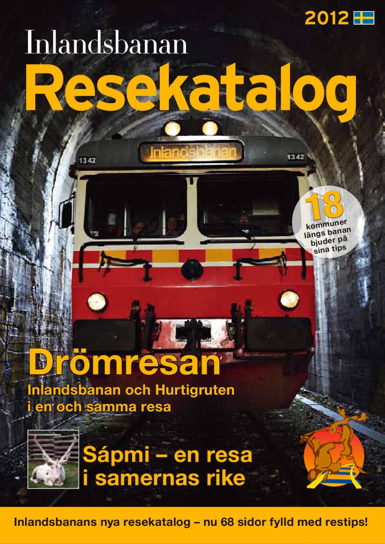 Inlandsbanan Resekatalog 2012 by Destination Inlandsbanan AB - issuu 2d2a7122feb17