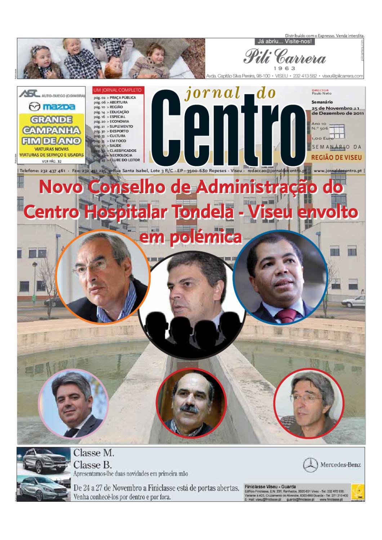 34680529e2b Jornal do Centro - Ed506 by Jornal do Centro Viseu - issuu