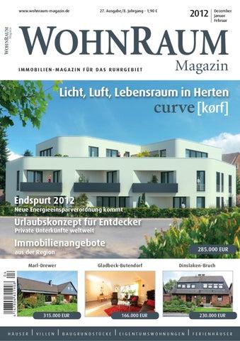 27. Ausgabe WohnRaum Magazin By Hundt Media Verlag   Issuu