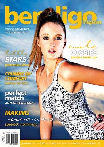 Bgomag Issue 25 By Bendigo Magazine Issuu