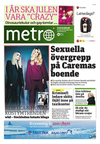20111125 se stockholm by Metro Sweden - issuu 56c24901a4596