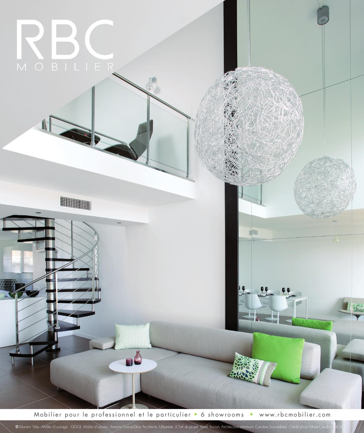 book rbc 2011 by rbc mobilier issuu. Black Bedroom Furniture Sets. Home Design Ideas