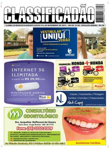 085325ba4 Jornal Classificadão - edição 343 by Jornal Classificadão - issuu