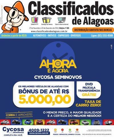 Classificados de Alagoas 106 by Eduardo Vasconcelos - issuu f2a76b0a8d