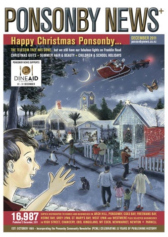 December11 ponsonby news by ponsonby news issuu page 1 happy christmas ponsonby december 2011 ponsonbynews fandeluxe Choice Image