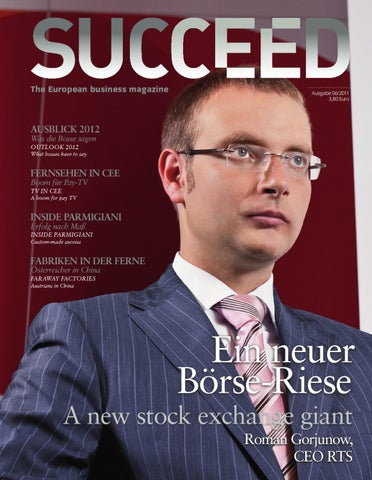 SUCCEED 6/2011 by diabla media verlag - issuu