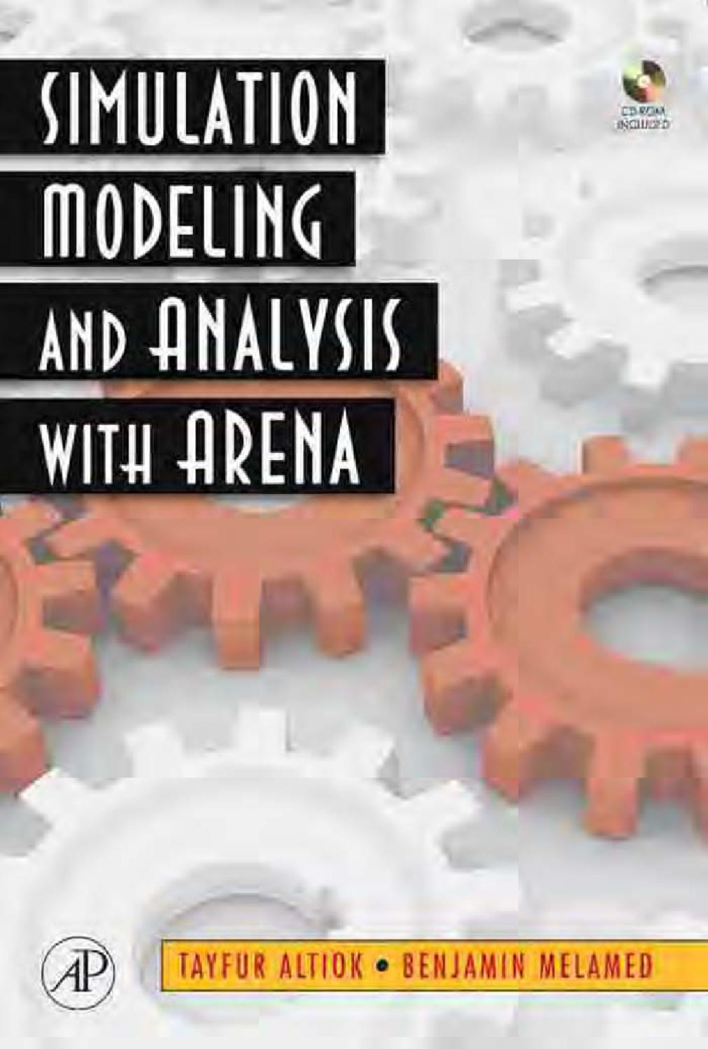 simulation modelling and analysis with arena by agus wibowo