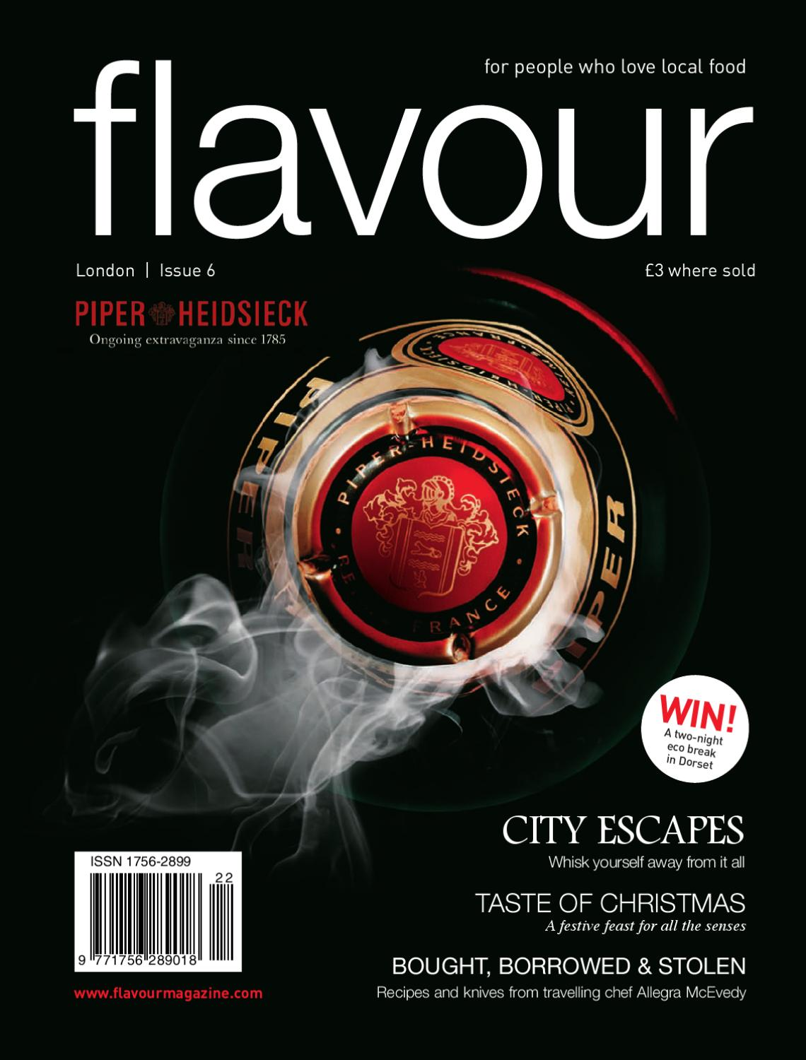 Flavour London Issue 6