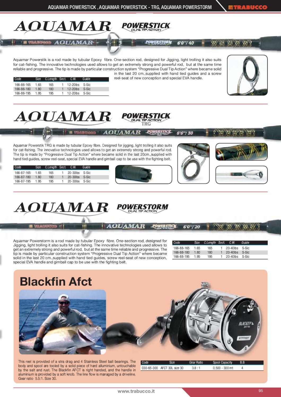 Trabucco  Catalogo Completo 2010-2011 [UK] by ToRRiJoN 2011