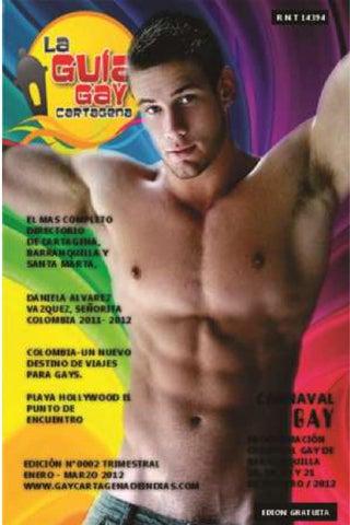 cartagena colombia guia gay