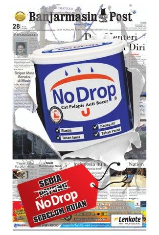Banjarmasin Post edisi cetak Senin 28 November 2011 57b0bc2e71