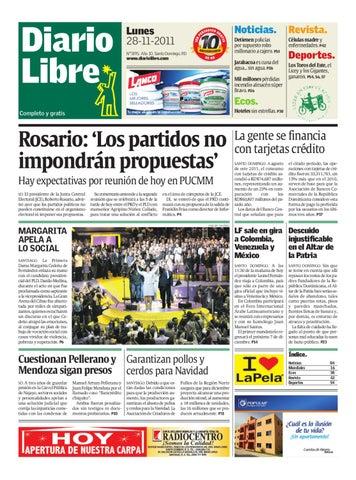 diariolibre3195 by Grupo Diario Libre, S. A. - issuu