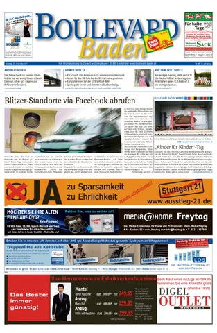 Boulevard Baden, Ausgabe Durlach, 27.11.2011 by Röser Media - issuu