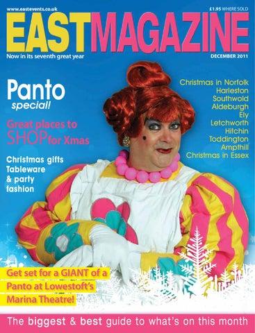 f4e0855e7d East Magazine December 2011 by Thompson Media Partners Ltd - issuu