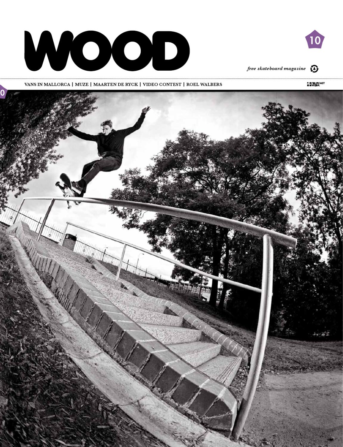 WOOD by 4CASTMEDIA issuu