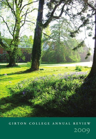 2009 Annual Review By Girton College Issuu