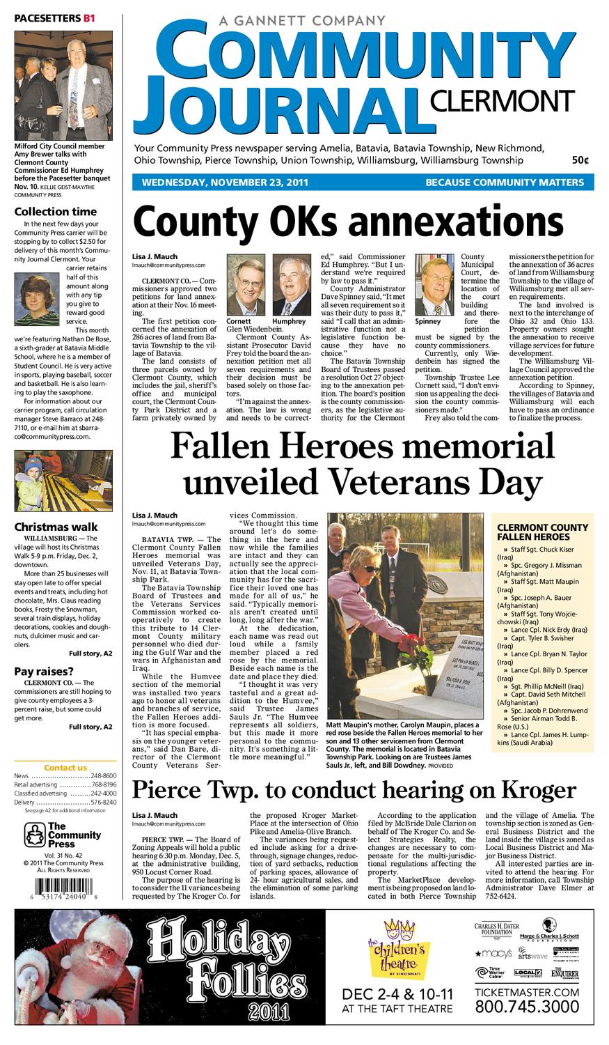 community-journal-clermont-112311 by Enquirer Media - issuu