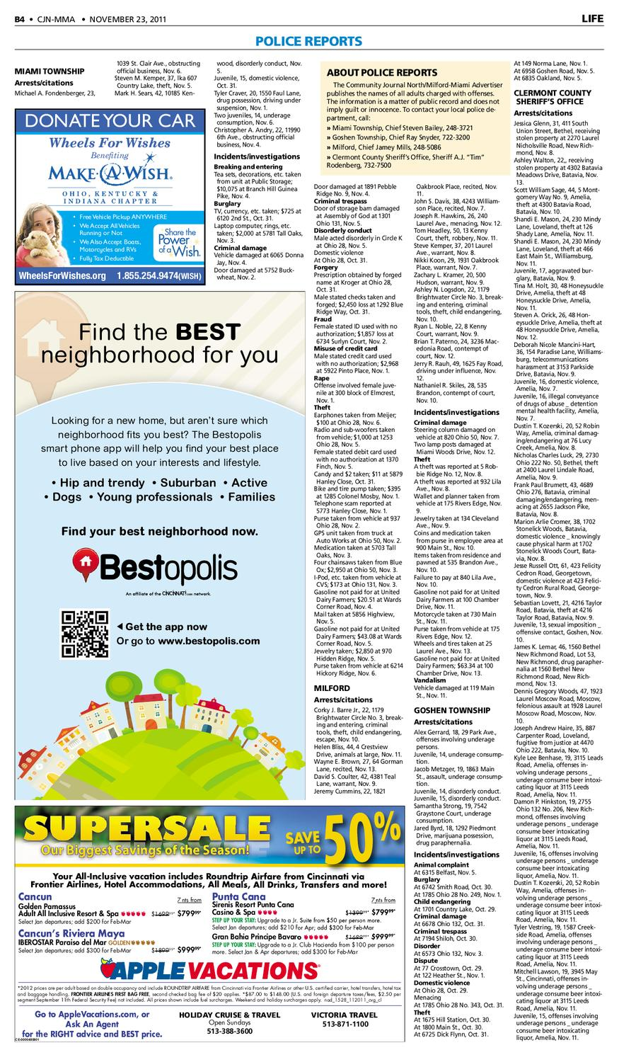 milford-miami-advertiser-112311 by Enquirer Media - issuu