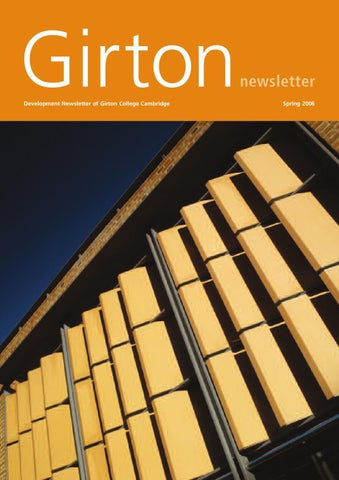 2010 annual review by girton college issuu fandeluxe Image collections