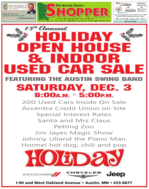 MCS 11 29 2011 by Mower County Shopper - issuu