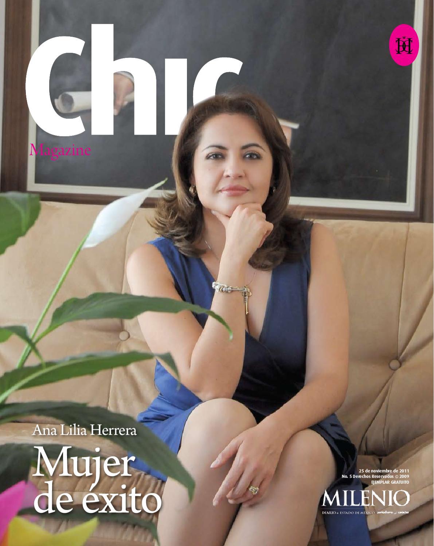 Chic Magazine Edomex Edicion 05 By Chic Magazine Estado De México