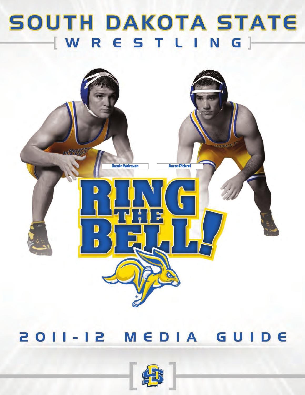 2011-12 South Dakota State University Wrestling Media Guide by South ... 4334f2ec7