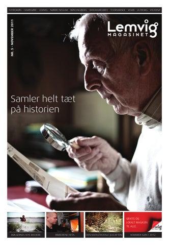 753d8c93aa1 Magasinet Lemvig 0511 December by Henrik Vinther Krogh - issuu