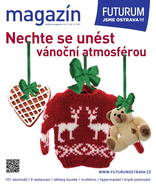 8247527a50f Vánoční magazín 2011 by futurum ostrava - issuu