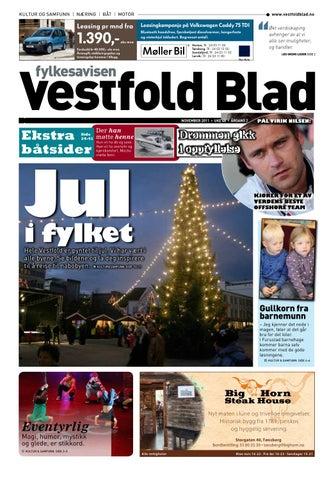 dd987d81b Vestfold Blad - uke 48 2011 by Byavisa Sandefjord - issuu