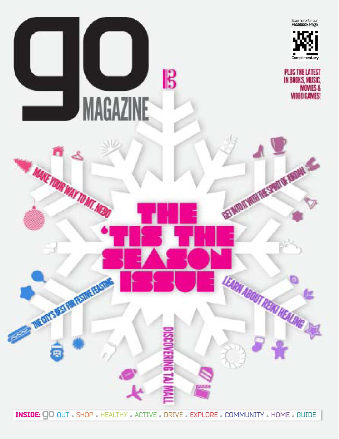 Go Magazine, December 2011 by Go Magazine, Jordan - issuu