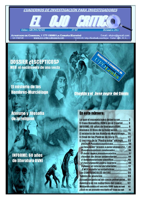 El Ojo Critico 69 by Diego Marañón - issuu