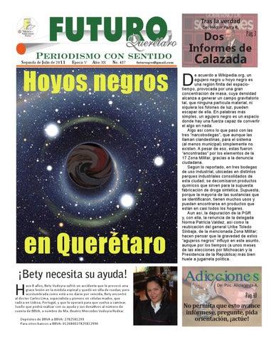 FUTURO437 by Futuro Querétaro - issuu a1cf6aeb25fb