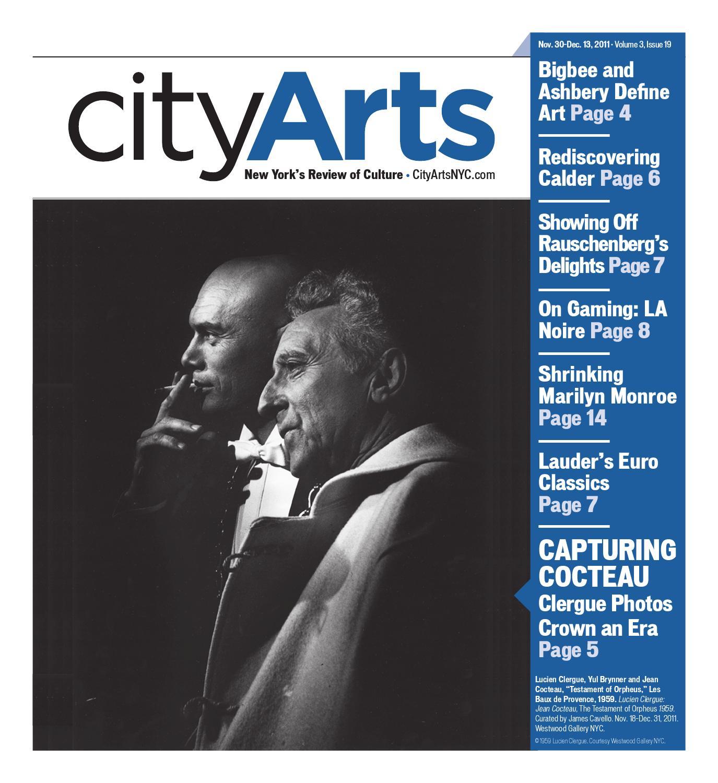 cityArts November 30, 2011 by CityArts NYC - issuu