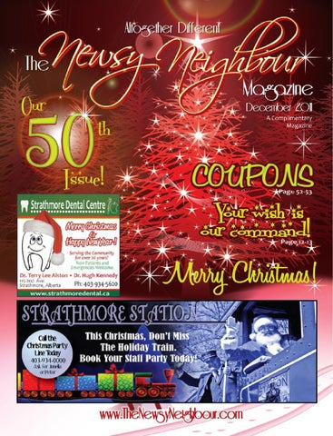 The Newsy Neighbour ISSUE 50!! by The Newsy Neighbor - issuu