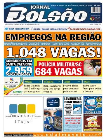 34fe56ce9 Edição 441 by Bolsão Jornal - issuu