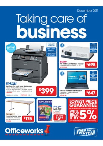 Officeworks Business December 2017 By