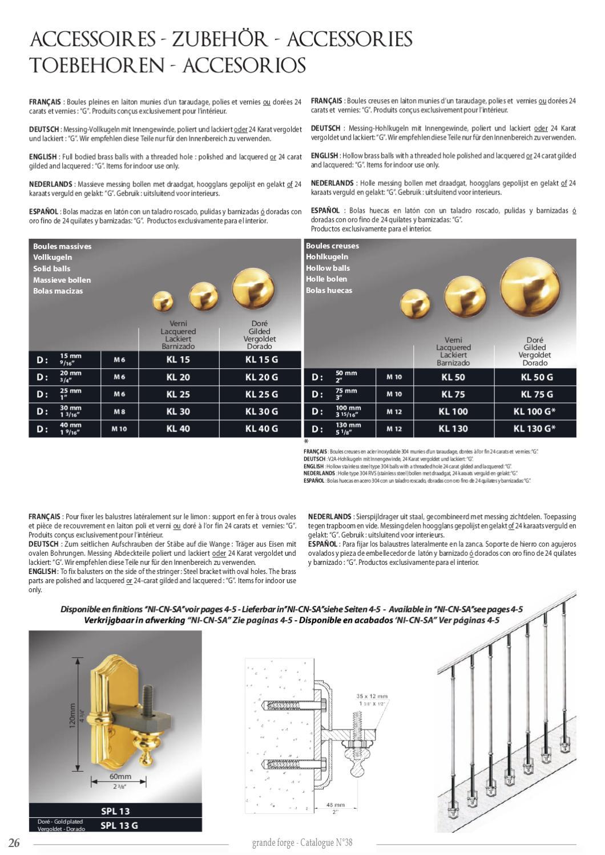 grande forge catalogue n 38 by schutt grande forge issuu. Black Bedroom Furniture Sets. Home Design Ideas
