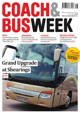 2c02bb1885 Coach   Bus Week   Issue 1014 by Coach and Bus Week   Group Travel ...