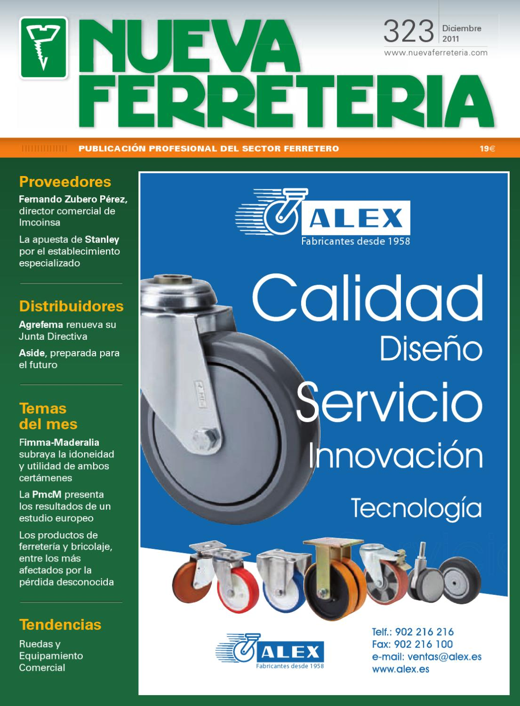 Ferreteria - 323 by Digital Newspapers S.L. - issuu