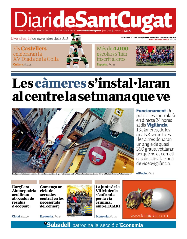 Diari de Sant Cugat 833 by Premsa Local Sant Cugat - issuu ba372114688