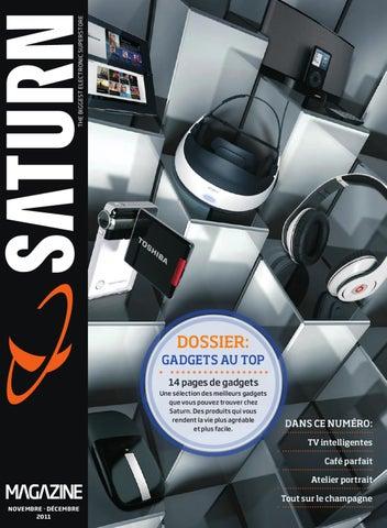 c0351bfef4a7c Saturn Luxemburg Magazin December 2011 by Steffen Sandner - issuu