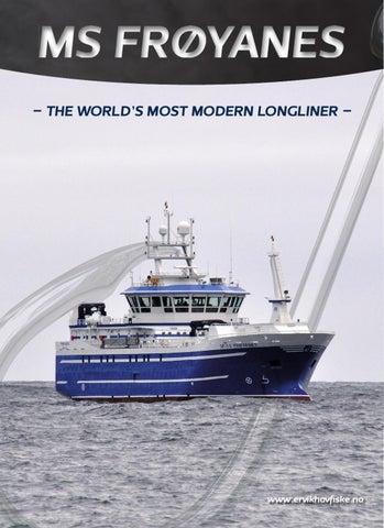 Ms Fr 248 Yanes The World S Most Modern Longliner By A Til
