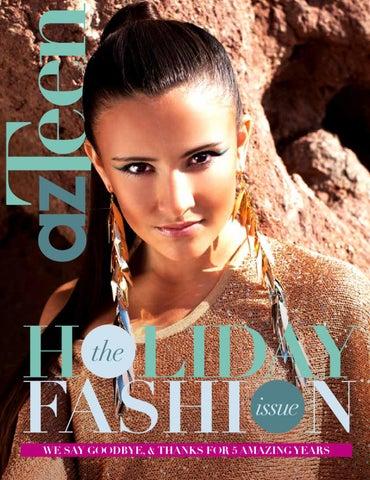 fe094769b7 azTeen Holiday Fashion Issue 2011 by Deb Rochford - issuu
