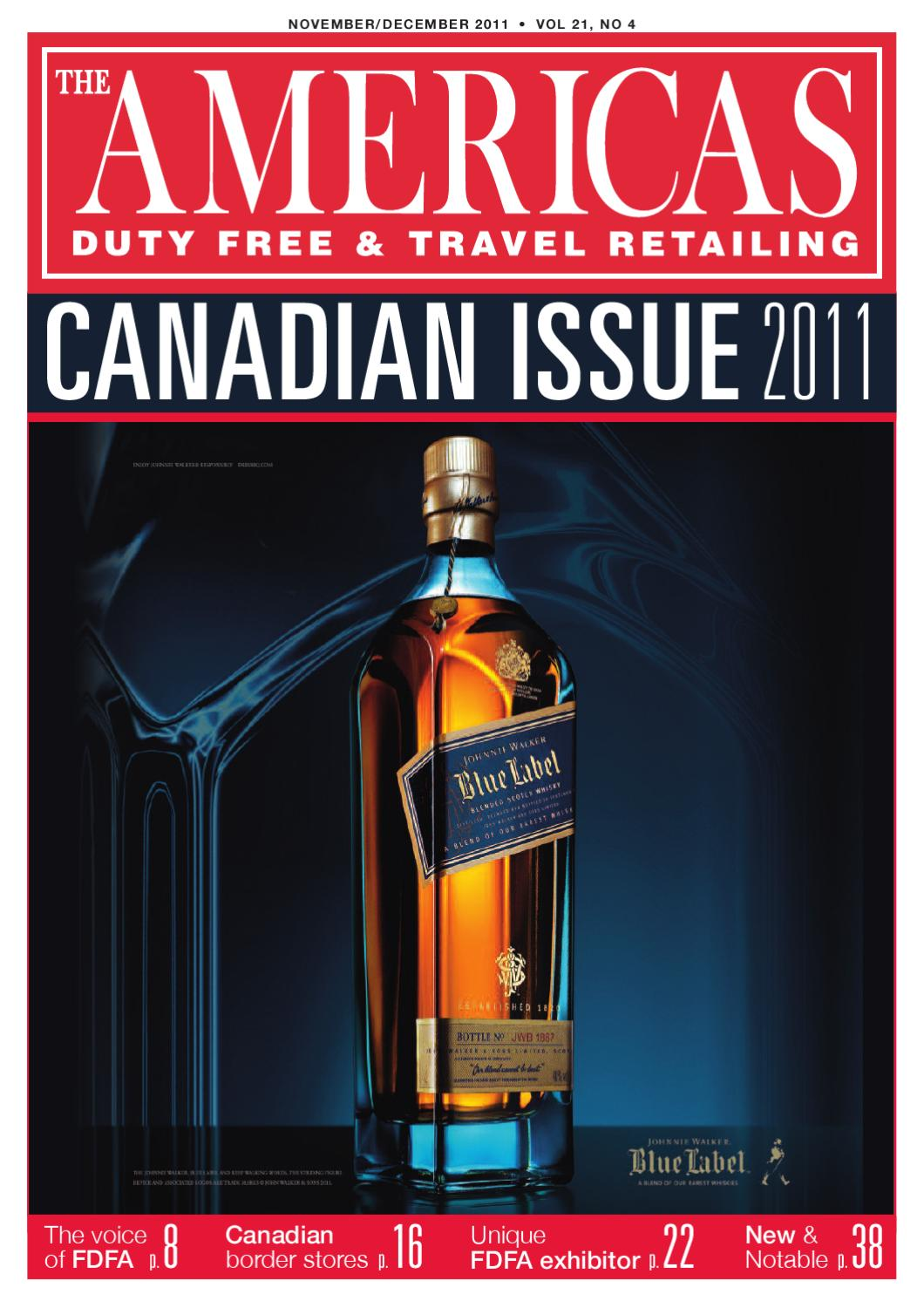 AMERICAS DUTY FREE by Global Marketing Company Ltd - issuu