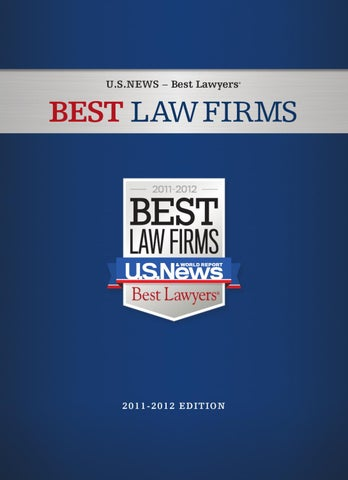 2011 2012 usws best lawyers best law firms stand alone usws best lawyers altavistaventures Gallery