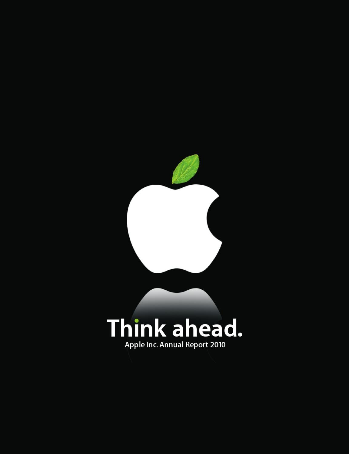 apple inc in 2010 The company has enjoyed almost unparalleled revenue growth from 2004 to  2014  apple's marketing mix creates raving fans who stand in line for hours and   think back to the first ads for the ipad, after its buzzy launch in 2010 and how .