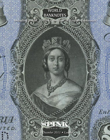 World Banknotes By Spink And Son