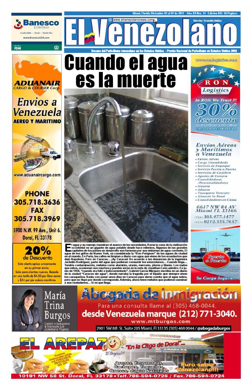 miami_01_07_dec_2011 by Grupo Editorial El Venezolano - issuu