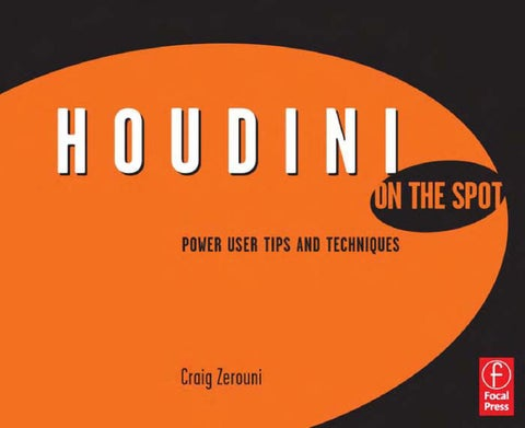 HOUDINI - ON THE SPOT by Sergey Demchishin - issuu
